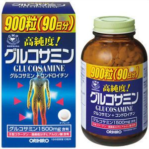 Глюкозамин ORIHIRO  900